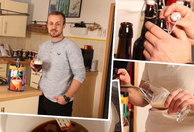 La bière de Geoffrey