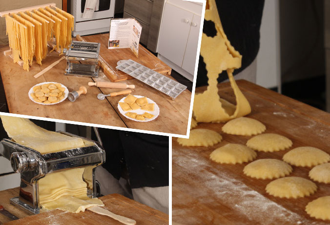 Faites vos pâtes
