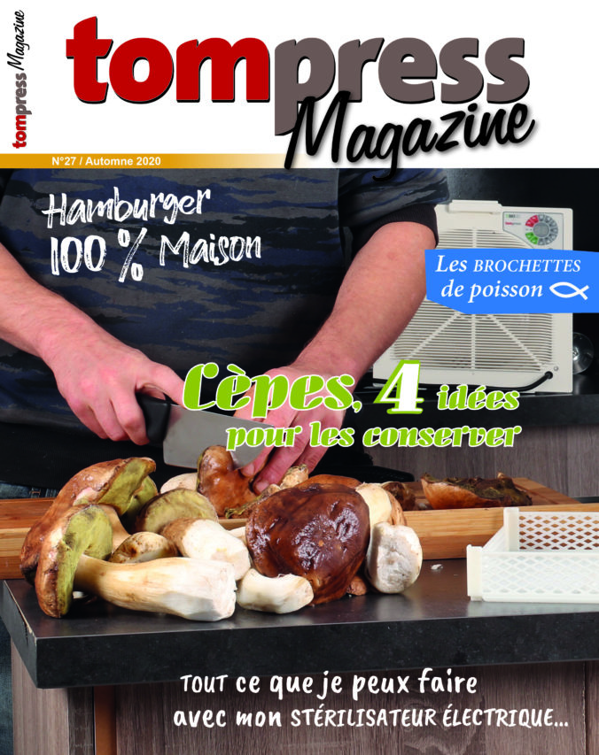 Tom Press Magazine n°27
